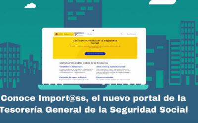 Nuevo portal Import@ss de la Seguridad Social: todo lo que puedes hacer desde el móvil
