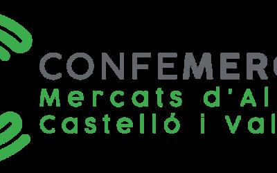 Confemercats CV insta a la Generalitat a que priorice la vacunación a comerciantes y trabajadores de mercados y establecimientos esenciales